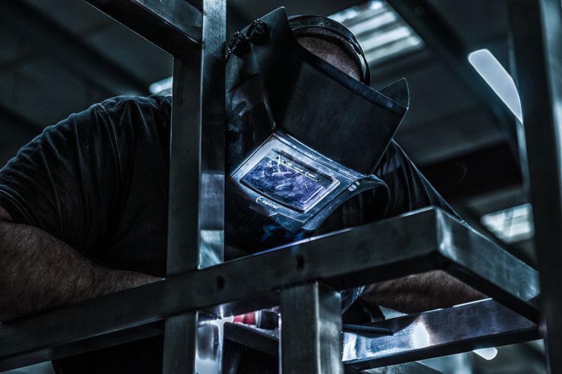 Les carters de protection JDS sont réalisés à partir de tubes inox ou acier mécanosoudés