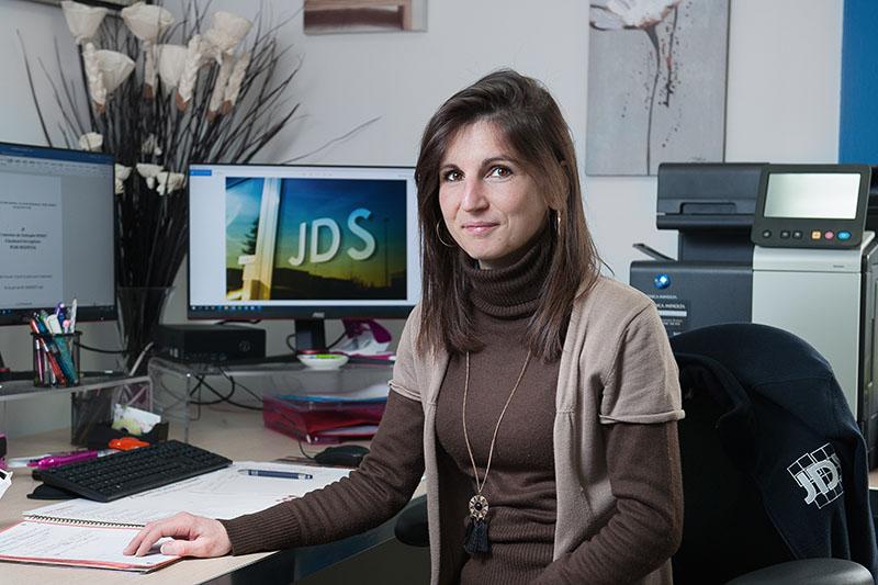 Elise ANCELLET - Sté JDS