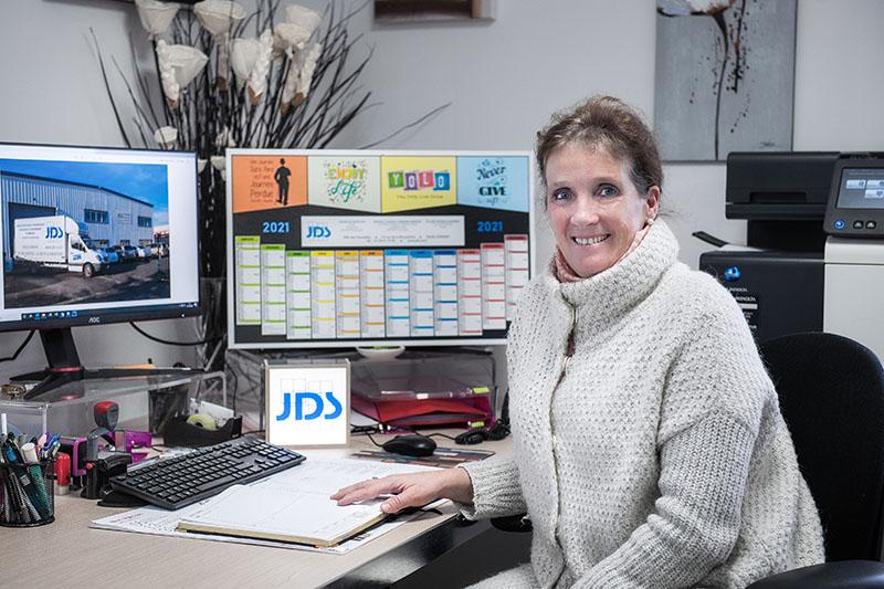 Isabelle GIRARDOT - Sté JDS