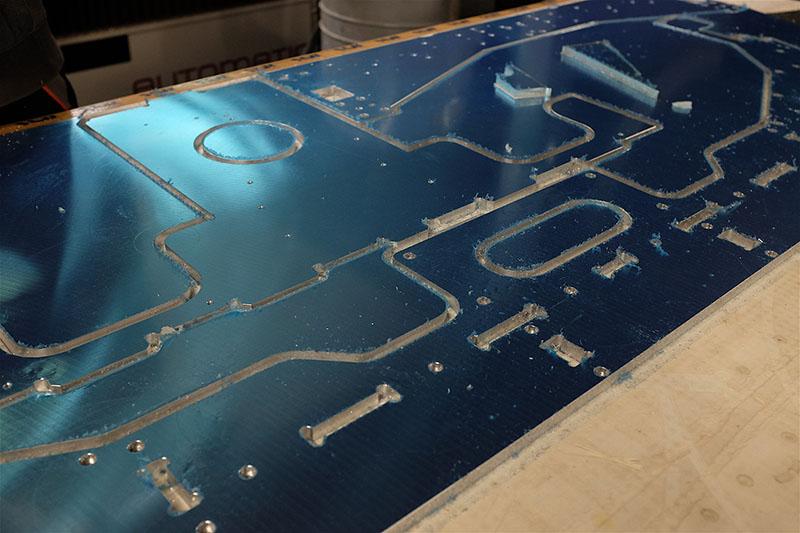 JDS - Usinage et découpe de matériaux tendres et composites