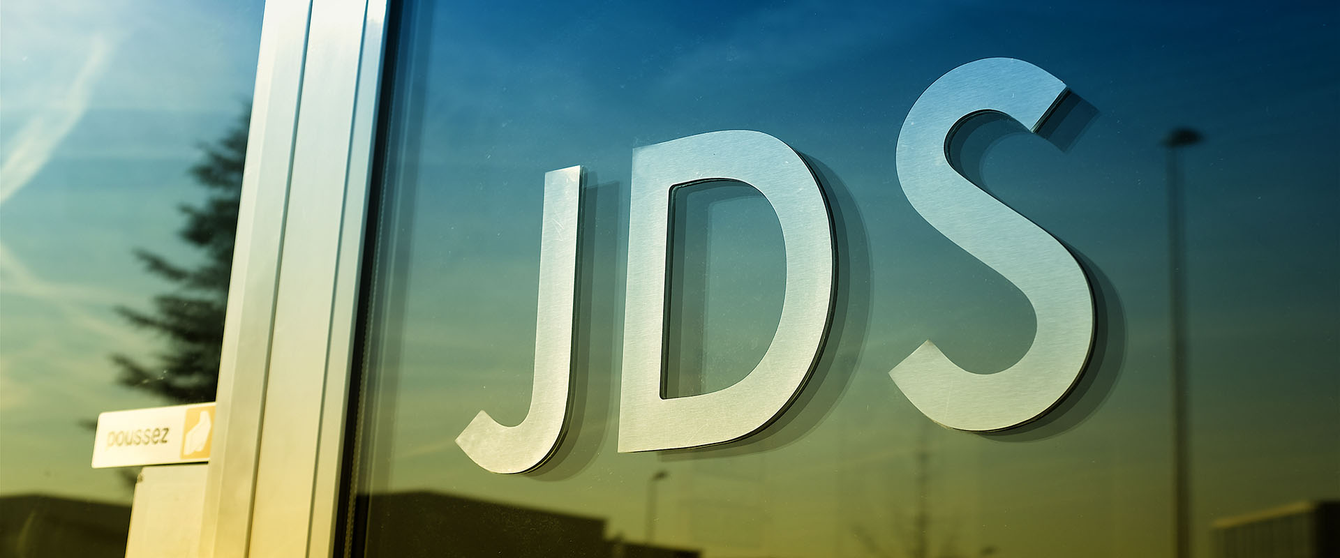 JDS - Fabrication de carters de protection pour machines de conditionnament d'emballage