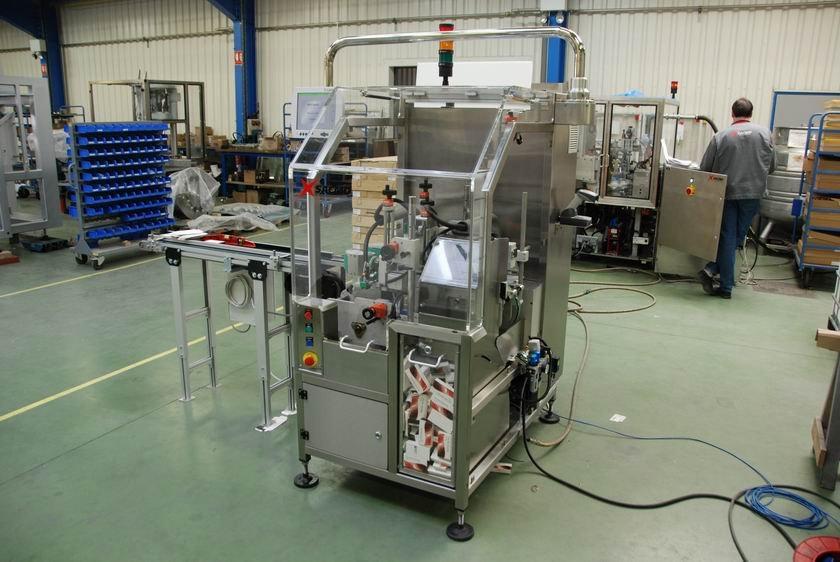 Datamatrix machine SACMO